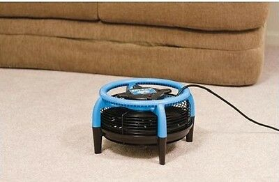 Dri-Pod Floor Dryer - Fast Drying for Carpets & Hard Surfaces, Flood Restoration