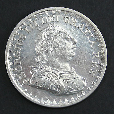 George III 1811 Three shillings  Bank Token