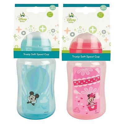 Disney Mickey /Minnie Childrens Kids Drinking Bottle  6+ months