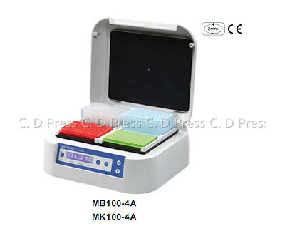 High Quality MK100-4A Thermo Shaker Incubator +8~70 Degree For Microplate