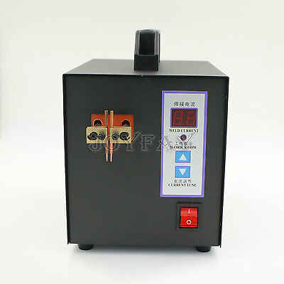 220V Hand-held Battery Spot Welder Welding Machine for 18650 Battery Pack