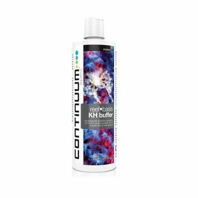 Continuum Reef Basis Kh Buffer Liquid 250Ml Marine Aquarium Alkalinity Water