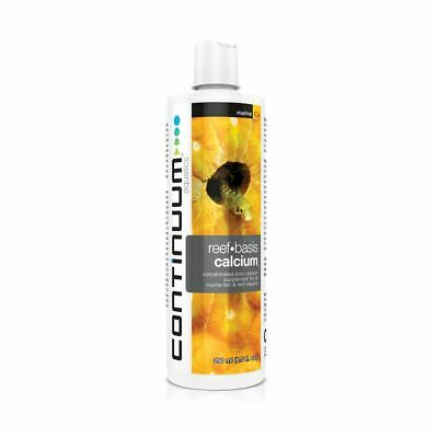 Continuum Reef Basis Calcium Liquid 250Ml Marine Aquarium Tank Water Treatment