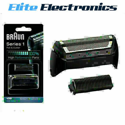 Braun 10B Series 1 Foil & Cutter Replacement For 197S-1 195S-1 190S-1 170S 150S