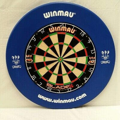 Winmau Dartboard SURROUND - BLUE