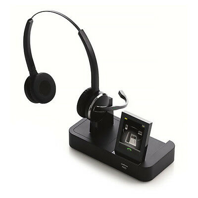 Jabra PRO 9465 Duo 9465-69-804-105 DECT 6.0 Stereo 1.9GHz Wireless Headset New