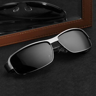 New Driving Glasses Polarized Outdoor Sports Men Sunglasses Goggles Eyewear GT