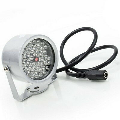 48 LED Illuminator IR Infrared Night Vision Light Lamp For CCTV Camera GT