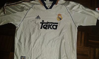 Real Madrid Camiseta XL 8/10 Futbol Football Shirt