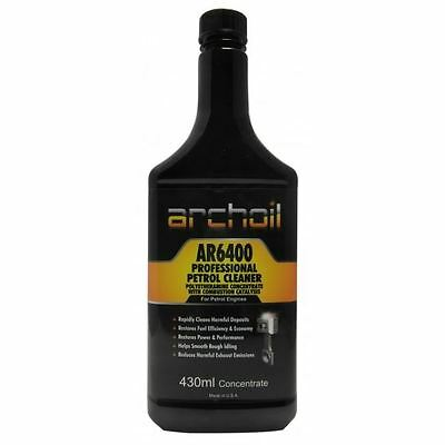 Archoil AR6400 Professional Petrol additive Cleaner PEA Concentrate 430ml