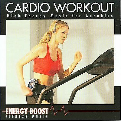 K2 Groove : Cardio Workout CD
