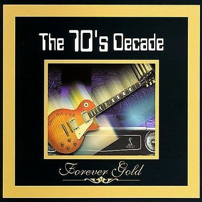 Various Artists : Forever Gold: 70s Decade CD