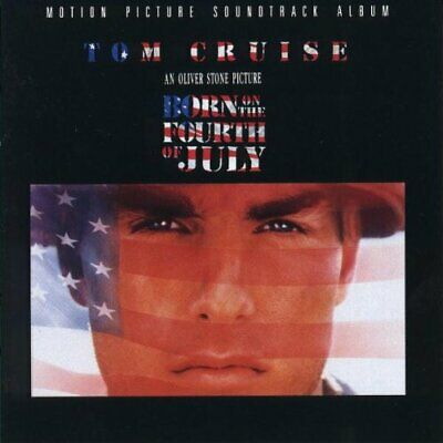John Williams : Born On The Fourth Of July: Motion Picture Soundtrack Album CD