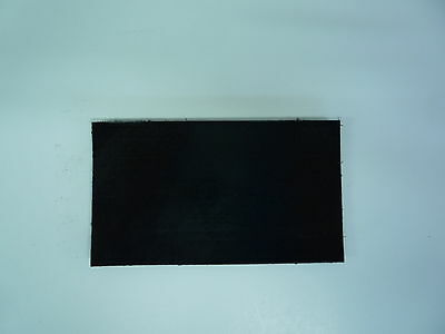 """IR MAGIC BLACK PATCH BLANK 3.5"""" X 2"""" INFRARED SolasX WITH VELCRO® BRAND FASTENER"""