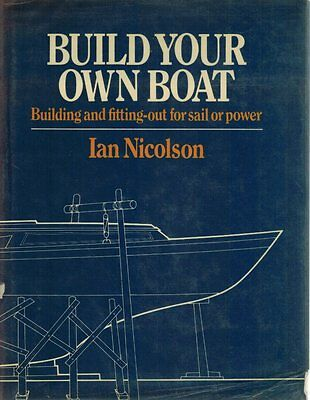 Build Your Own Boat Hc Book
