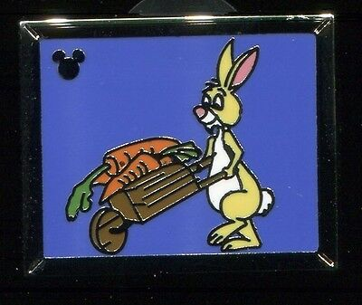 DLR 2013 Hidden Mickey Winnie the Pooh and Friends Rabbit Disney Pin 97273