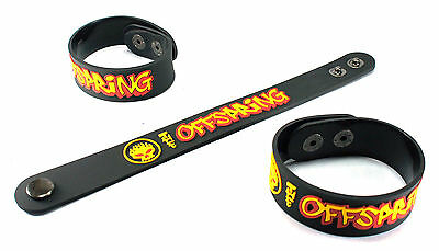 THE OFFSPRING NEW! Rubber Bracelet Wristband Free Shipping Days Go By vr86