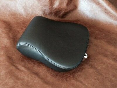 H-D Breakout Integrated Pillion Pad Seat By Sterling's Cycle Accessories