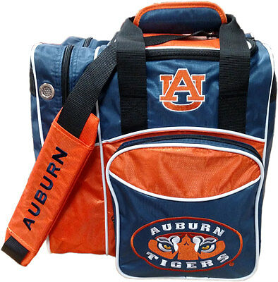 Bowling Bag - Auburn University Tigers Single Ball Bag