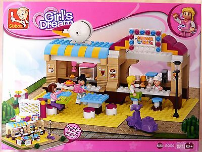 Sluban Girls Dream M38 B0530 Restaurant Neu & OVP
