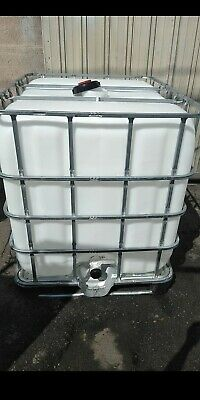 Totes IBC 275 Gal Water Storage Barrels Containers