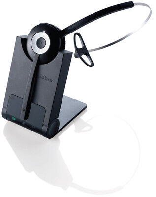 Jabra PRO 920 Wireless Headset w/ Noise-Canceling Microphone for Polycom