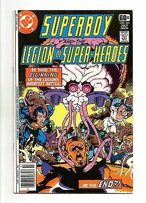 Superboy and the Legion of Super-Heroes Vol 1 No 241 Jul 1978 (VFN+) Bronze Age
