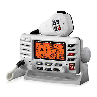 Standard Horizon GX1700W Explorer GX1700 GPS Fixed Mount VHF Radio