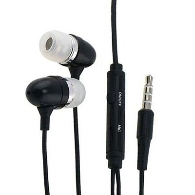 In-Ear Headphones Earphones with Mic for Samsung Galaxy Note 5 / S6 Edge Plus +