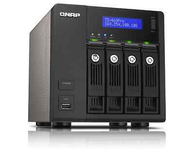 Qnap TS-469-PRO NAS Server with 3 GB of RAM