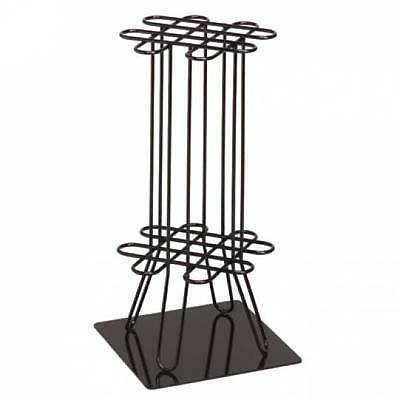 Upright Metal Cue Rack Holds 17 Cues