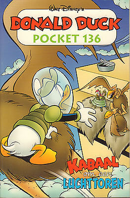 Donald Duck Pocket 136 - Kabaal Om Een Luchttoren