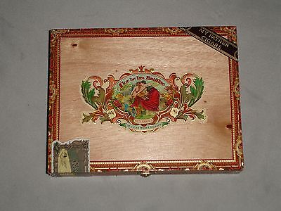 My Father Toros Gordos Wooden Cigar Box
