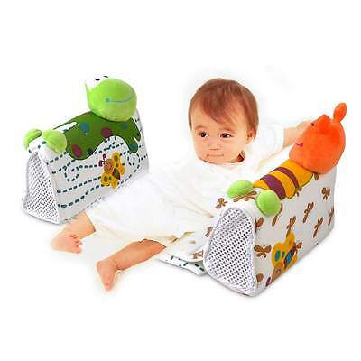 Baby Pillow Newborn Kids Infant Sleep Safe Anti Roll Support Cushion Positioner