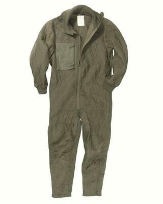 German army surplus quilted 1 piece thermal liner winter cold weather