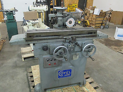 USED Covel Tool & Cutter Grinder