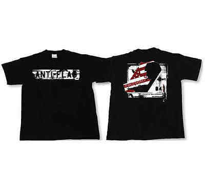 Anti Flag Weapons of Hypocrisy T-Shirt Black Small  Punk Rock Band Licensed New