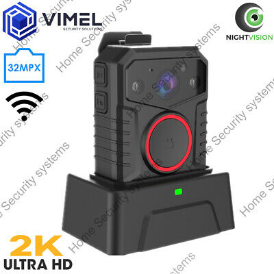 Wireless Security Camera Trail Cam Night IR Motion Activated 1080P No Spy Hidden