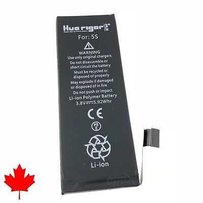 NEW iPhone 5S Replacement Battery APN 616-0720 616-0721 1560mAh