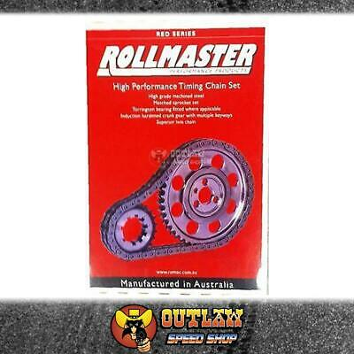 Timing Chain Kit 253/304/308 V8 Holden Rollmaster Double Row Multi Keyway