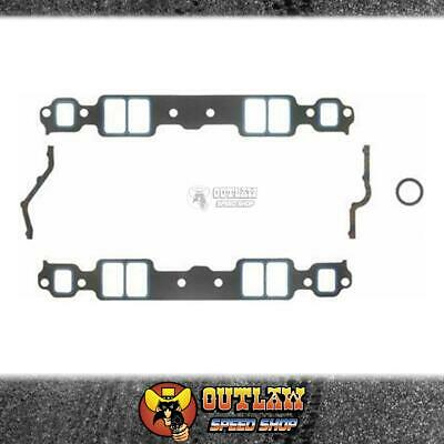 Felpro Inlet Gasket Set Suit Chevrolet Small Block 262-400 Cube. - Fe1205
