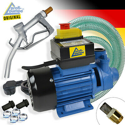 Diesel Pump Transfer Fuel Extractor Fluid Electric Bio Fuel 220V 230V 240V