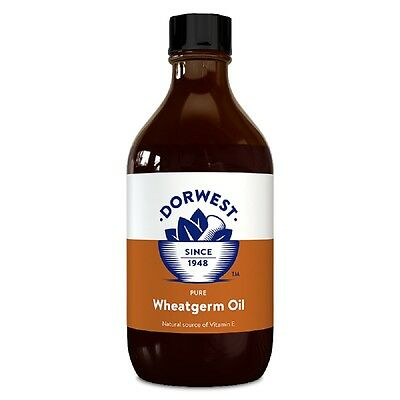 Dorwest Wheatgerm Oil Liquid 500ml, Premium Service, Fast Dispatch