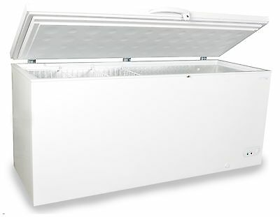 "Capital Midas 650 Chest Freezer - ""A+"" Large Deep Commercial  + 3 Year Warranty"