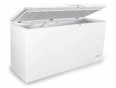 Capital Midas 550L Large Chest Freezer - A+ Rated - 3 Yr Warranty Commercial
