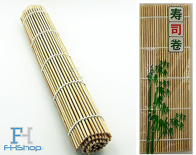Bamboo Sushi Rolling Mat Japanese 1st Class Postage