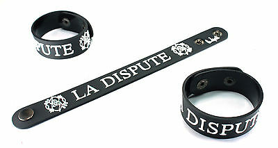 LA DISPUTE NEW! Rubber Bracelet Wristband Free Shipping SUCH SMALL HANDS vr334