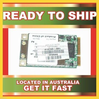 Genuine 412766-001 Hp Wireless Bluetooth Module Card For Nc2400 Dv1600