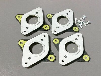 4 Metal Rubber Dampers Mounts for Nema 17 Stepper Motor 3D Printer RepRap Prusa