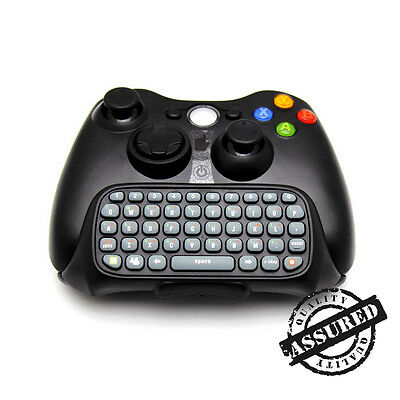 Microsoft XBOX 360 Live/Text Messengers Keyboard Chat Pad Keypad Controller